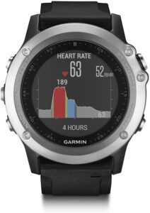 Garmin Fenix 3 HR frontal