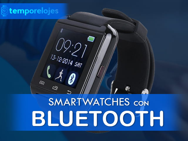Mejores smartwatches con bluetooth