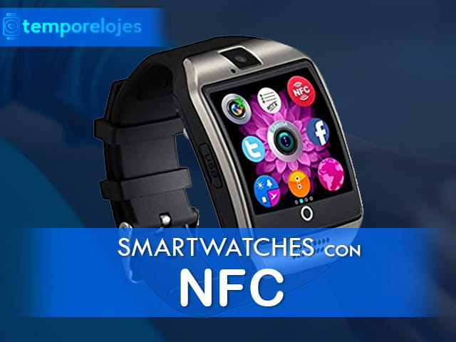 Mejores smartwatches con nfc