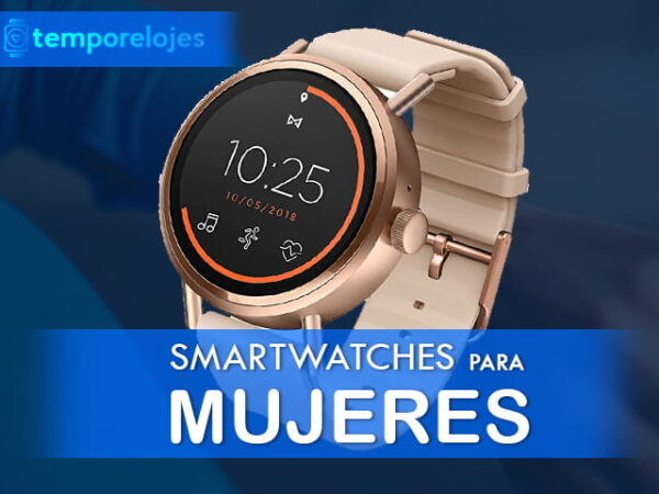 Mejores smartwatches para mujeres
