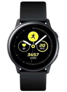 Samsung Galaxy Watch Active frontal 1